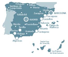 Centros España