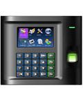 Terminal biométrico huella dactilar color